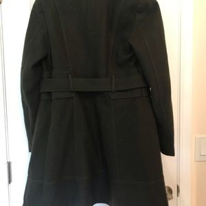 Long Nine West Pea Coat